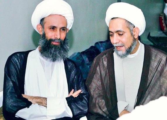 Ayatollah Nimr and Sheikh al-Habib