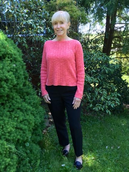 Aged amateur middle photo woman