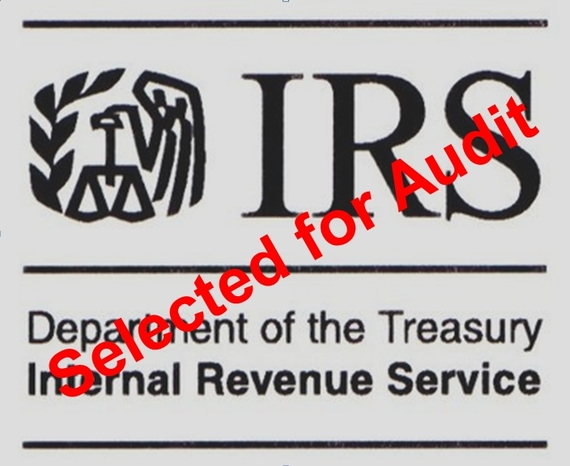 audit the irs auditing the people who audit you huffpost
