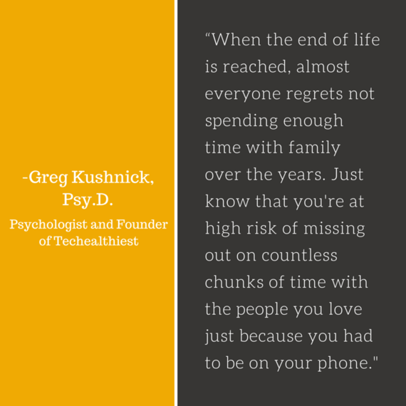 This Quote Will Change The Way You View Life With Your Phone Huffpost