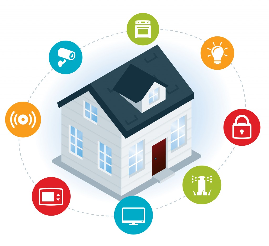 Is It Safe To Be Smart, The Security In Home Automation ...