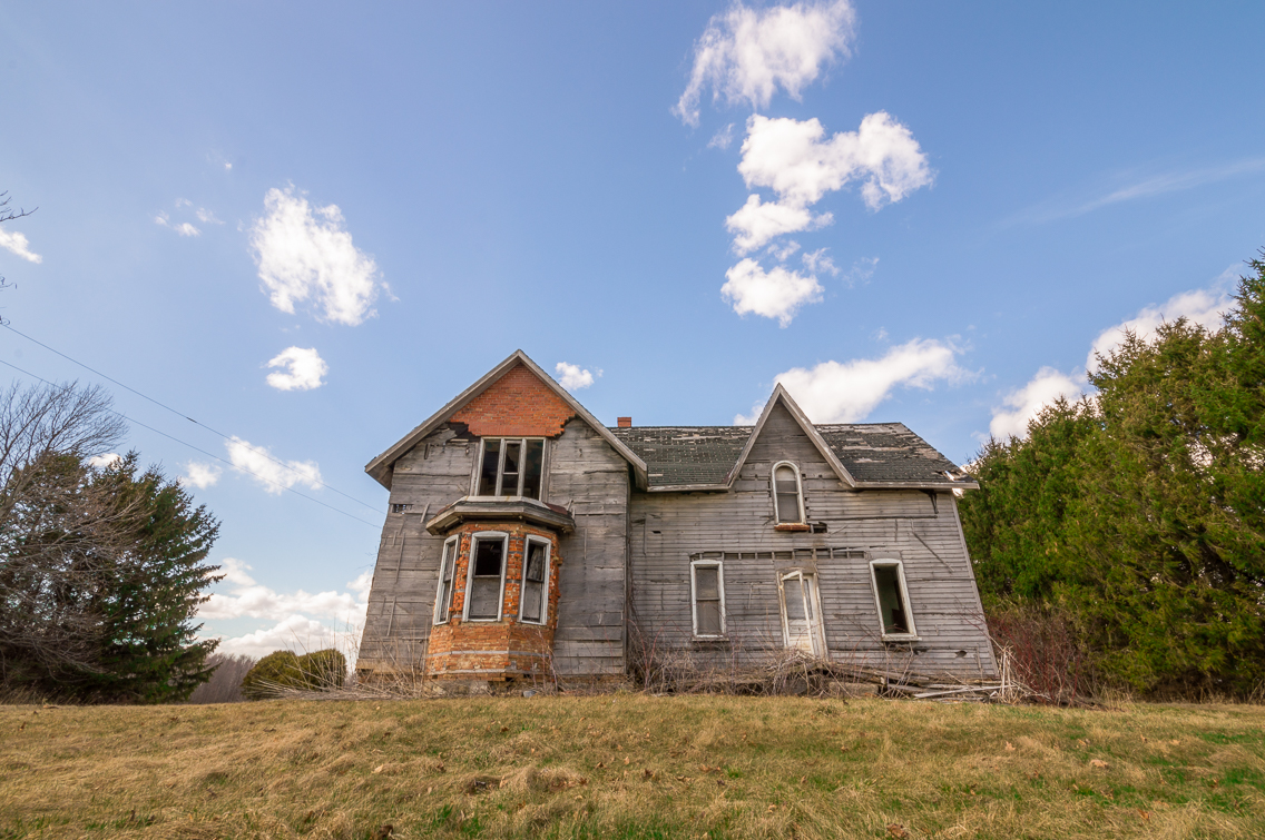 A Dying Breed Ontario 39 S Forgotten Abandoned Houses