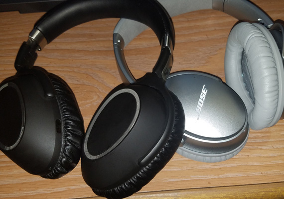 Sennheiser PXC 550 vs  Bose QC35: Battle Of The Bluetooth Headphones