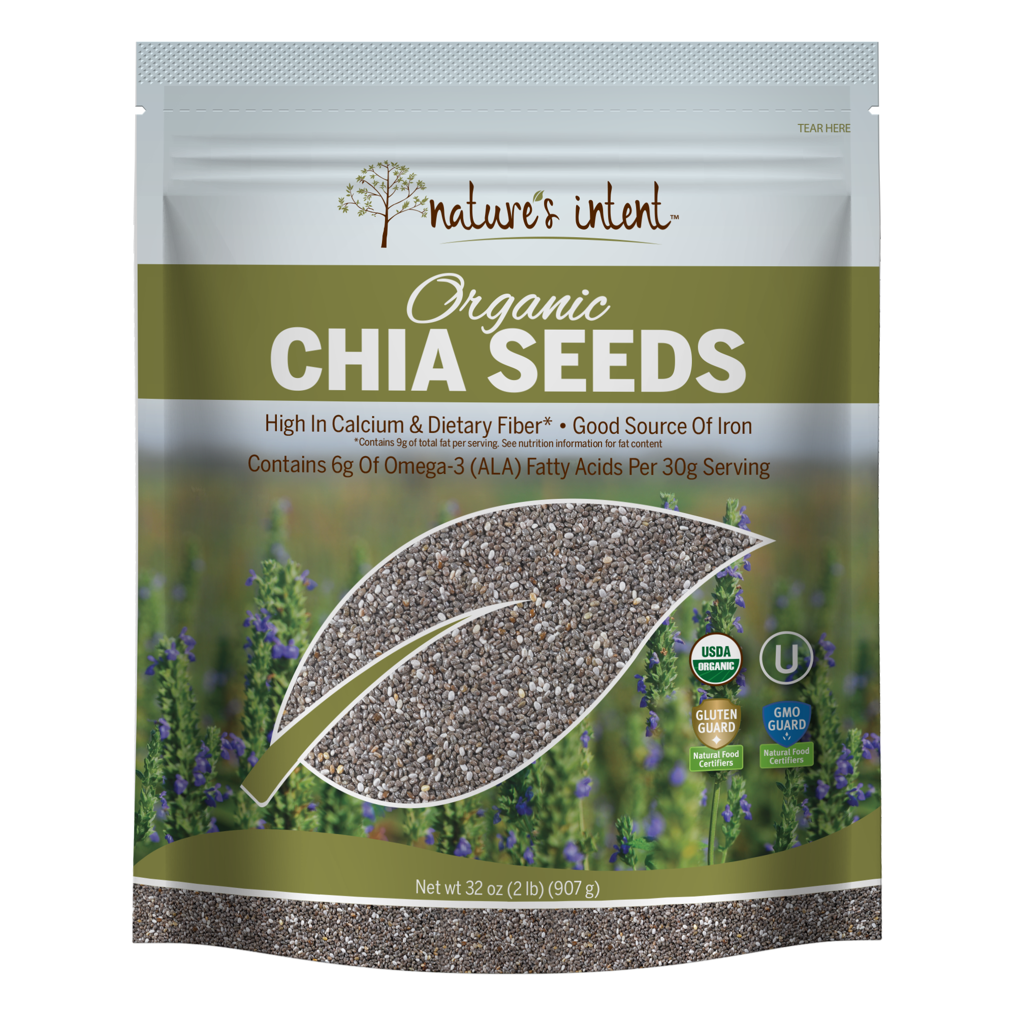 Chia Seeds Nature S Intent Reviews