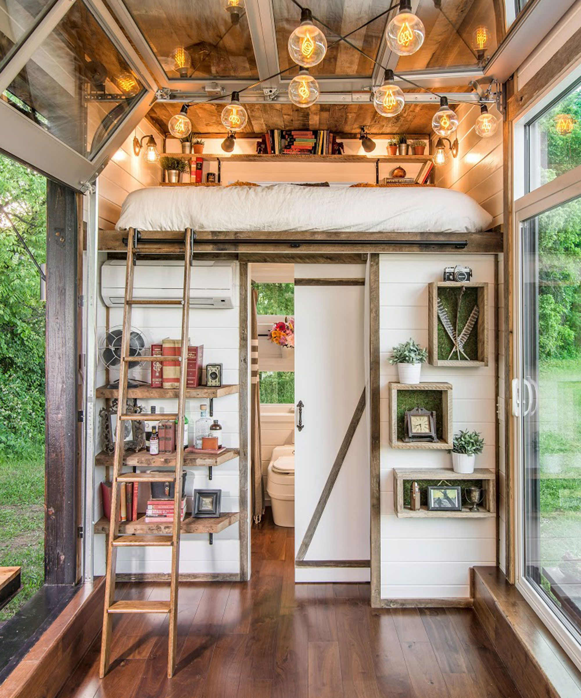 This gorgeous tiny house is proof that size doesn 39 t matter for Small house interior