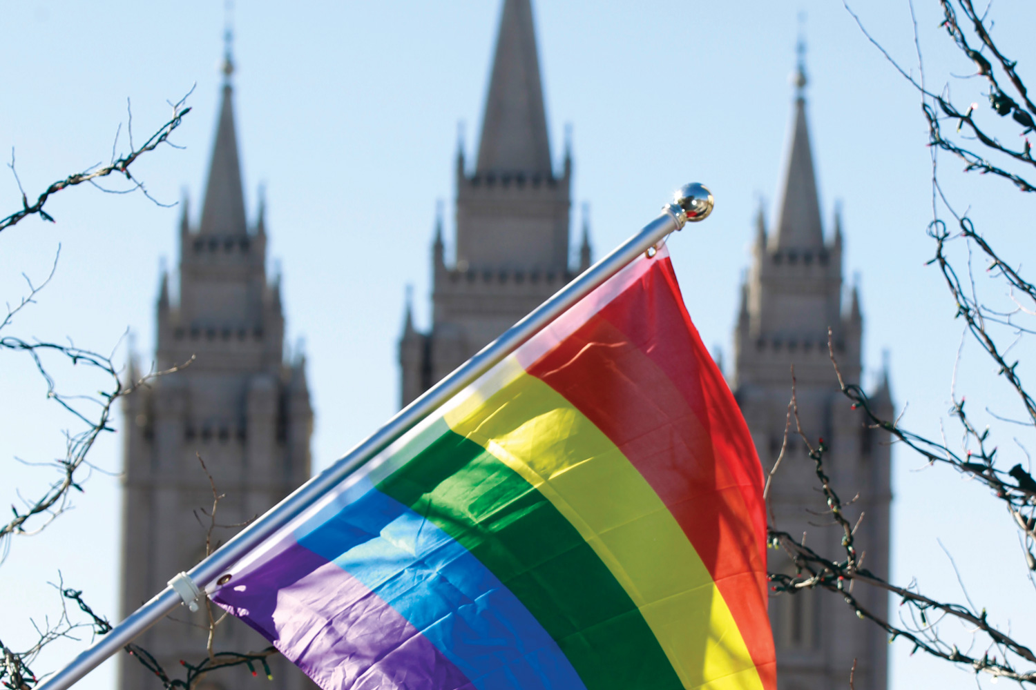 LGBTQ advocacy group urges Big 12 to pass on adding BYU