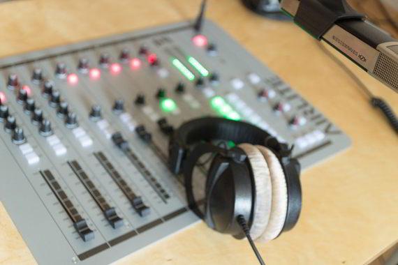 Webradio Sendestudio
