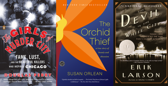 7 Fascinating Books That Will Turn You Into a True Crime
