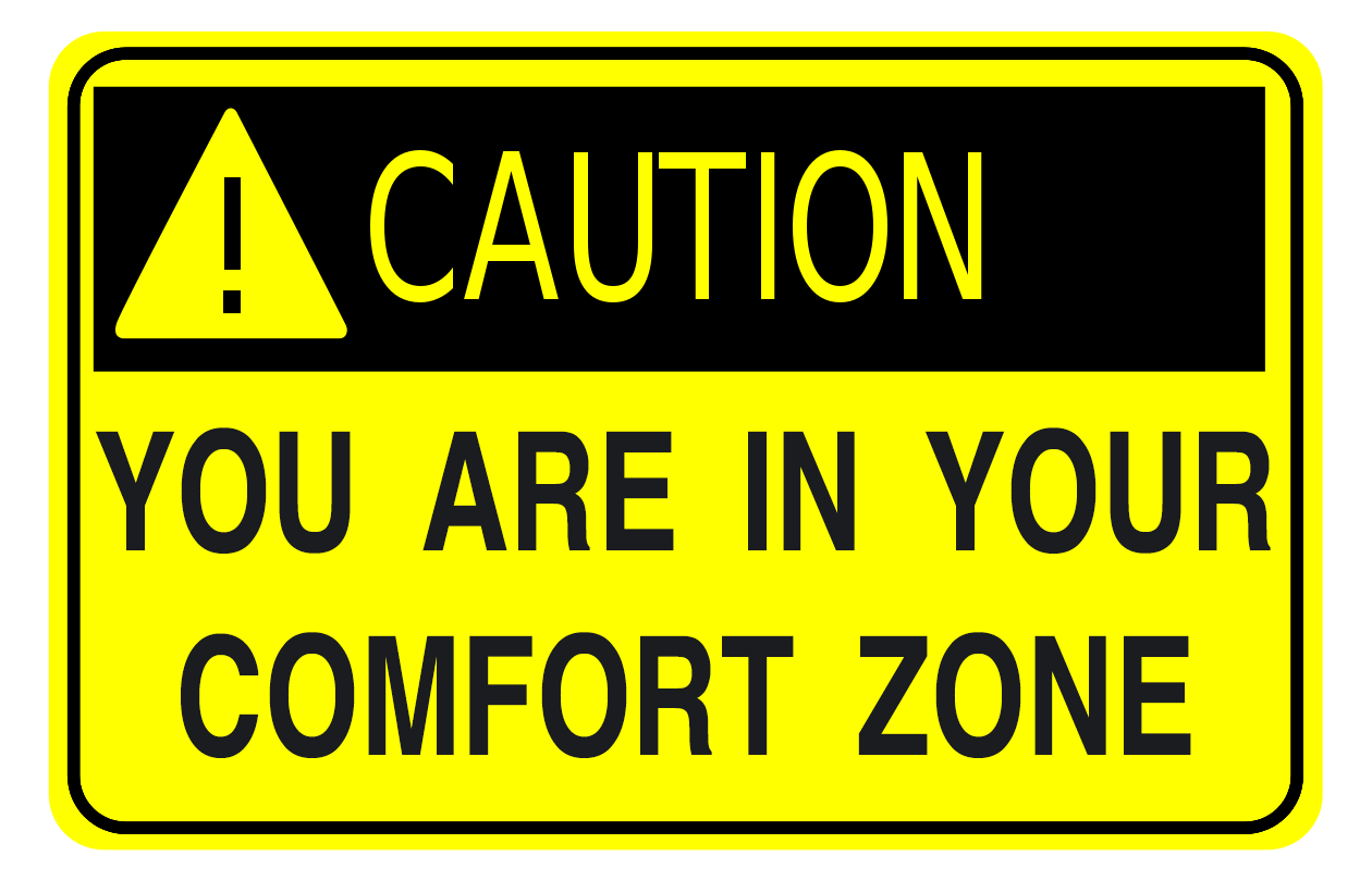 Your comfort zone may destroy the world huffpost for Comfort zone