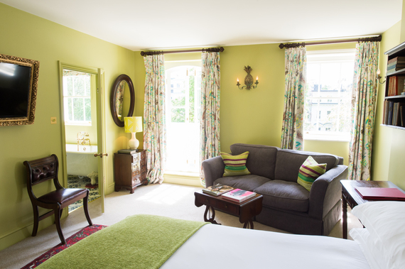 The best small hotels in london huffpost for Great small hotel