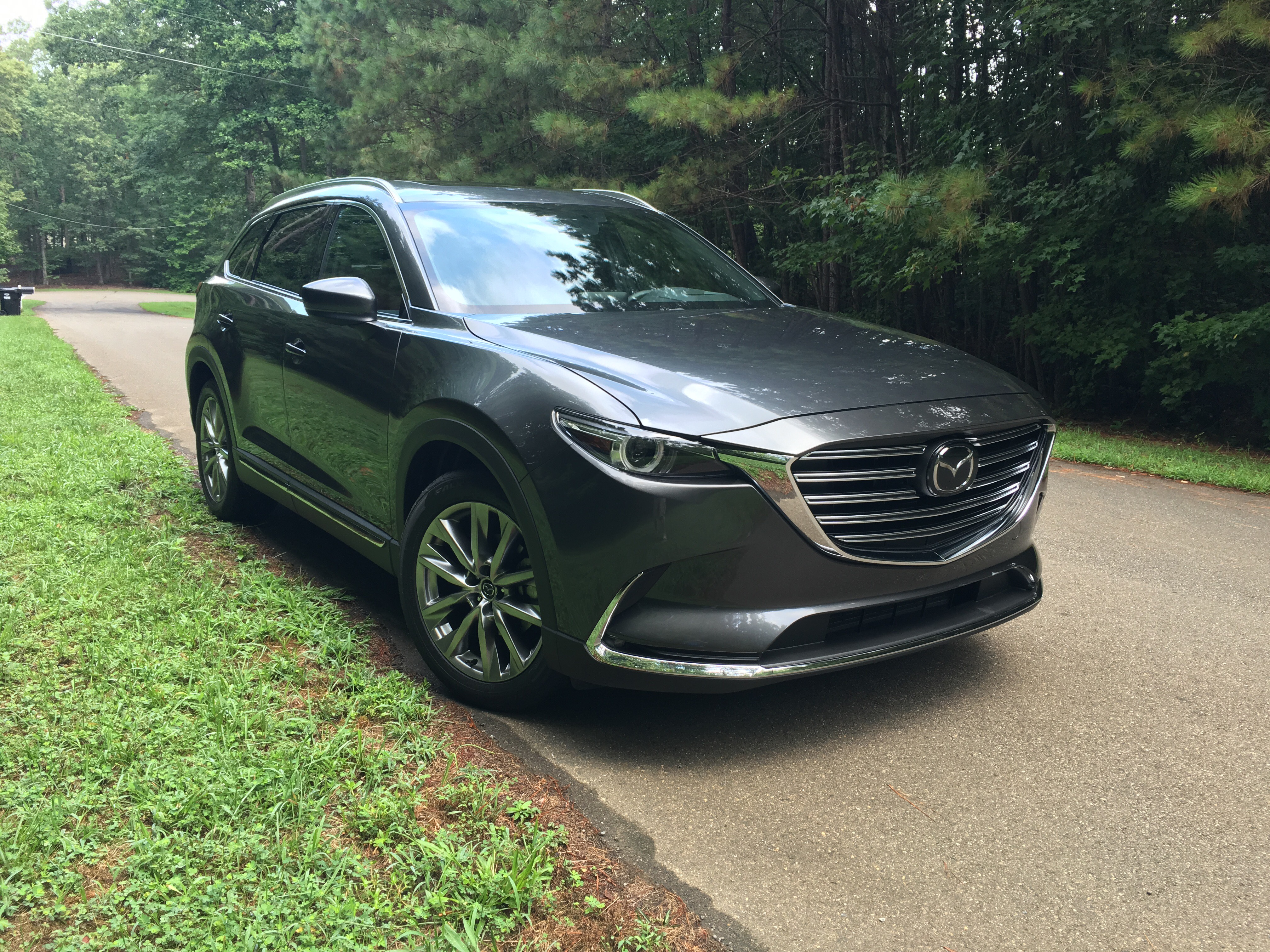 2016 mazda cx 9 what 39 s the big deal huffpost. Black Bedroom Furniture Sets. Home Design Ideas