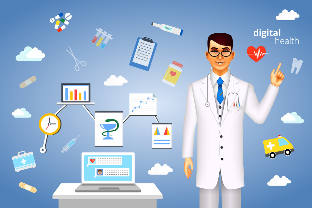 Image result for Cloud Technologies in Health Care