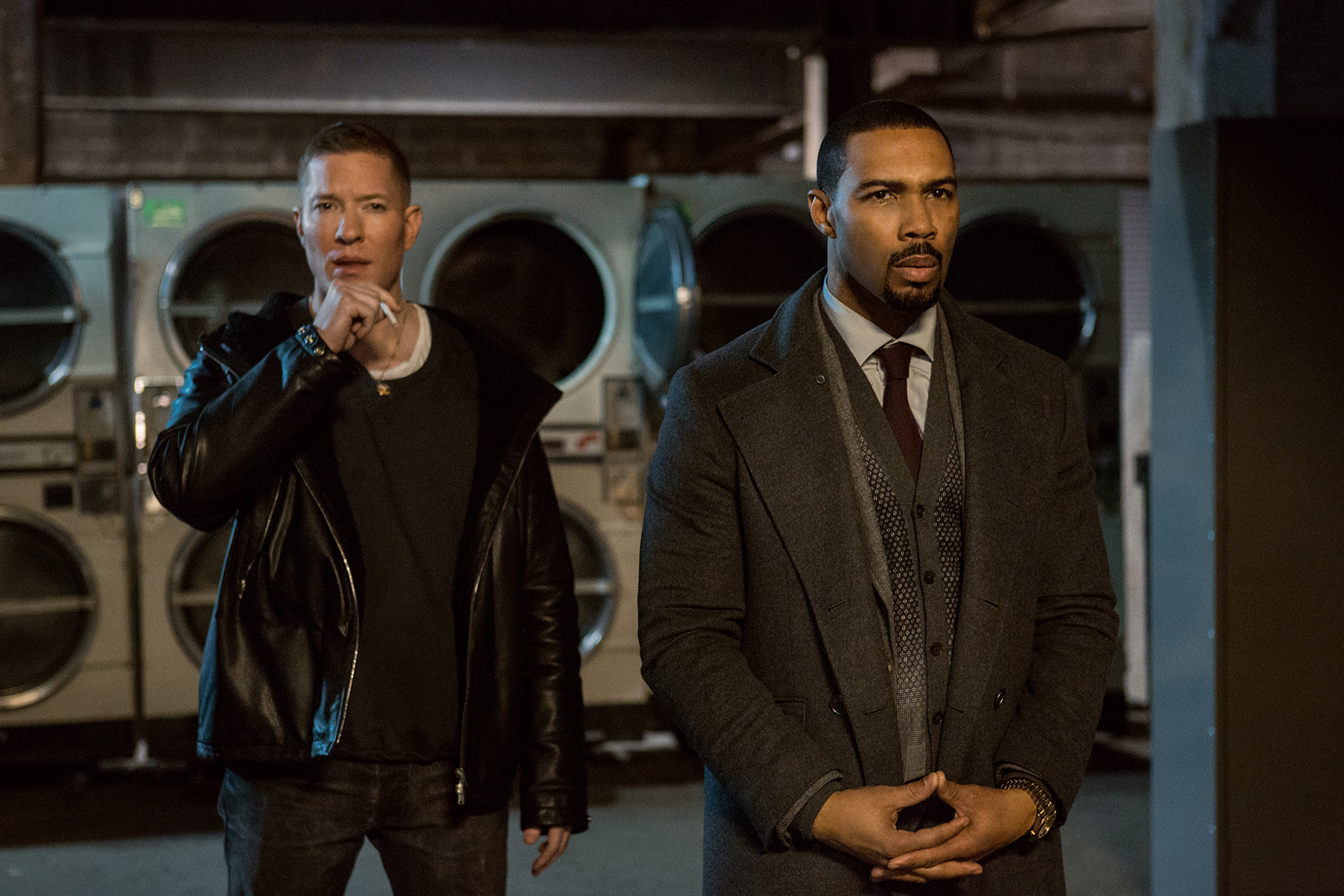 Joseph Sikora 39 S Tommy Egan In Power Finally A White Guy Who 39 S Not In The Black World To Save