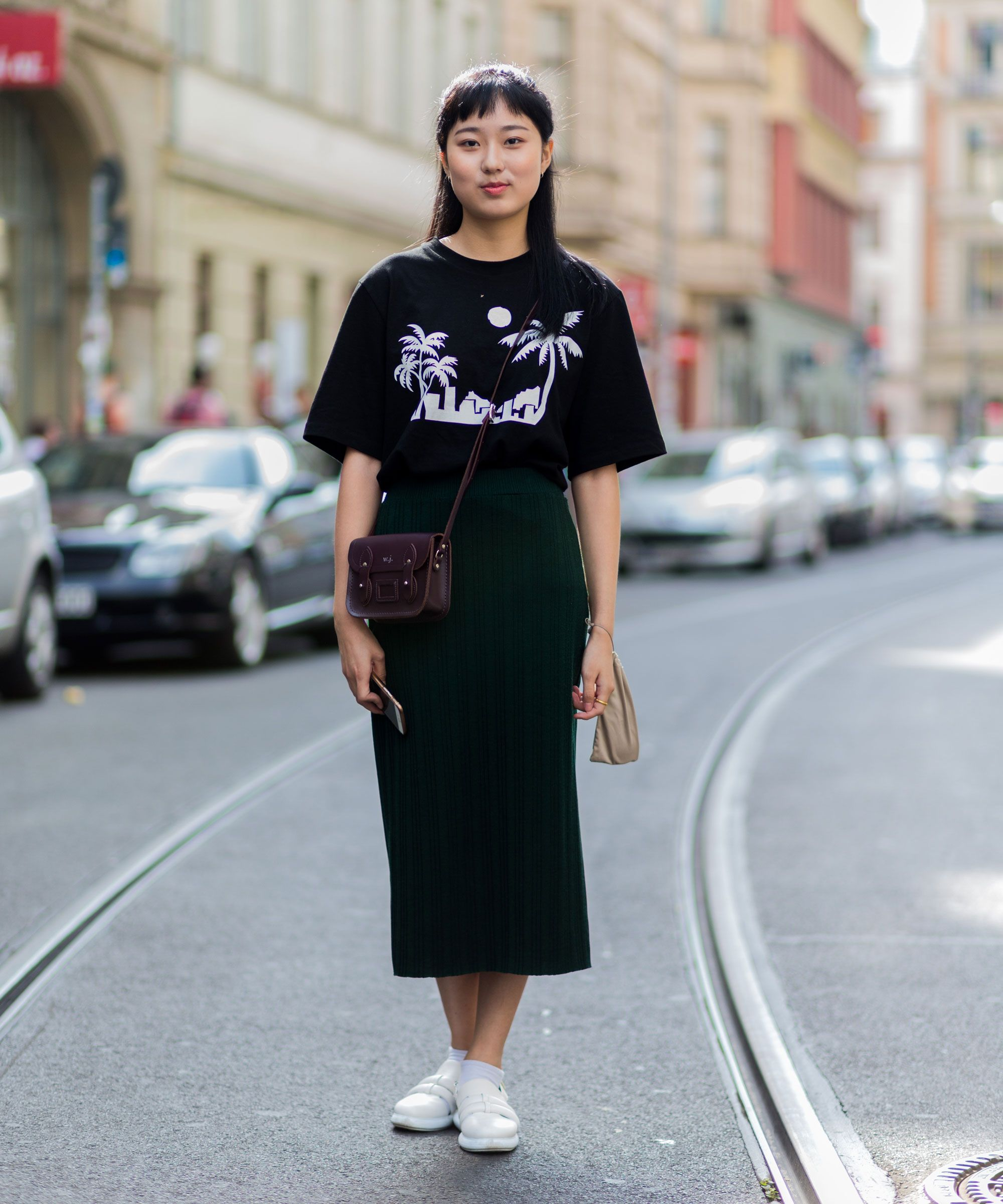 35eeea2a86 How To Wear The Contents Of Your T-Shirt Drawer The Fashion Week Way ...