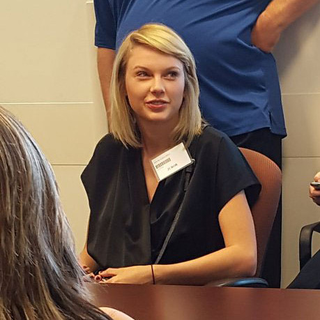 Taylor Swift Writes About Her 8 Month Long Jury Duty Case ...