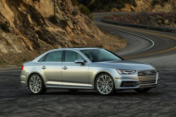 Rethinking Small Thanks To The Audi A4 Huffpost