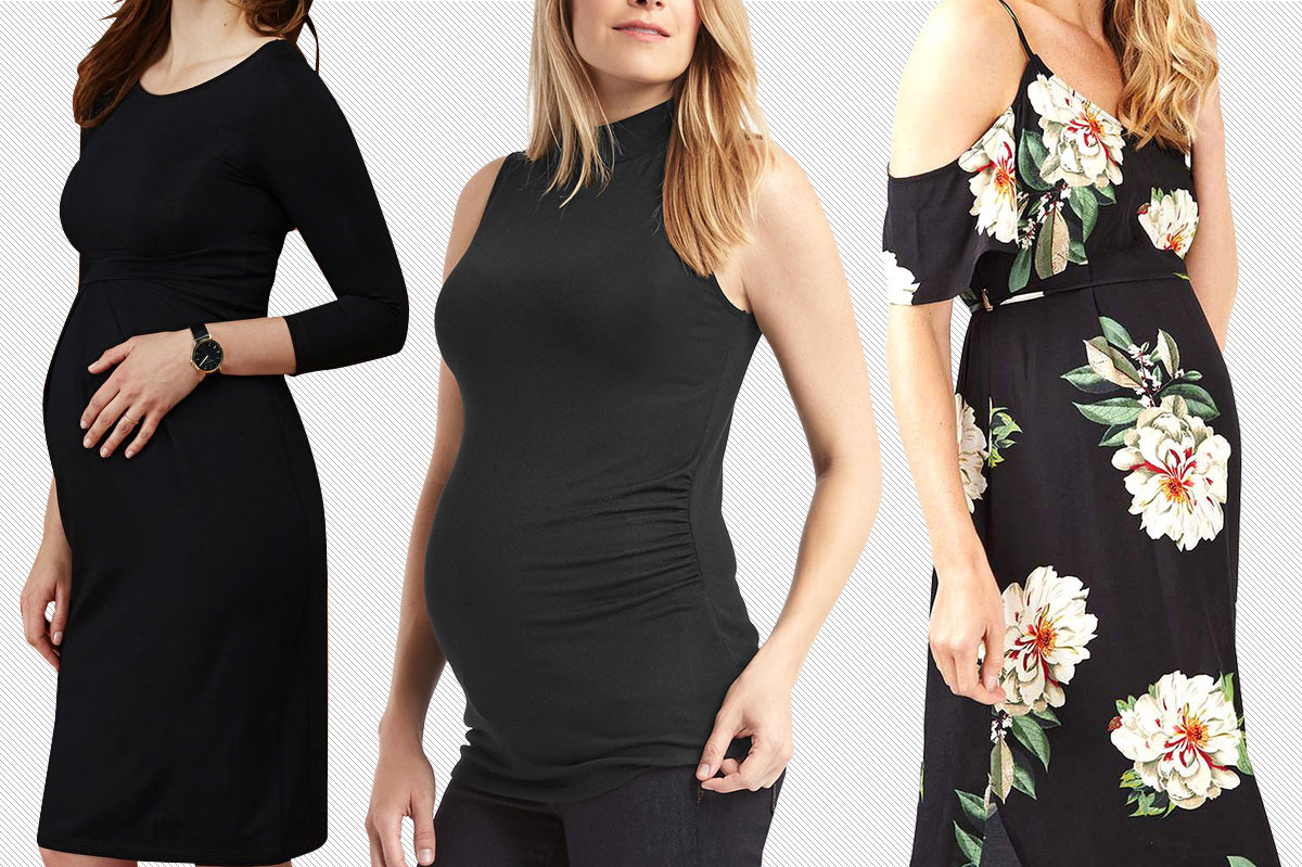 maternity clothes when to buy
