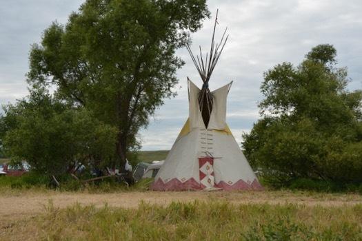 Sacred Stones Encampment