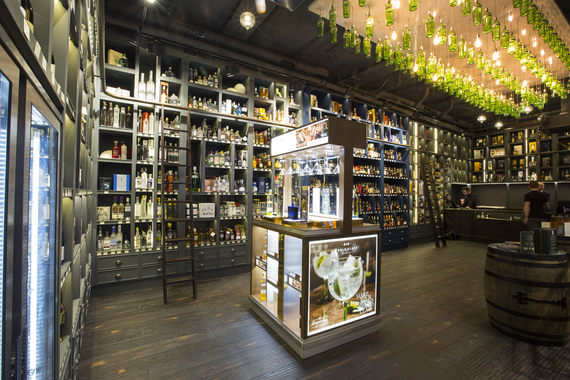 Icons Of Whiskey Retailing The Whiskey Exchange Huffpost