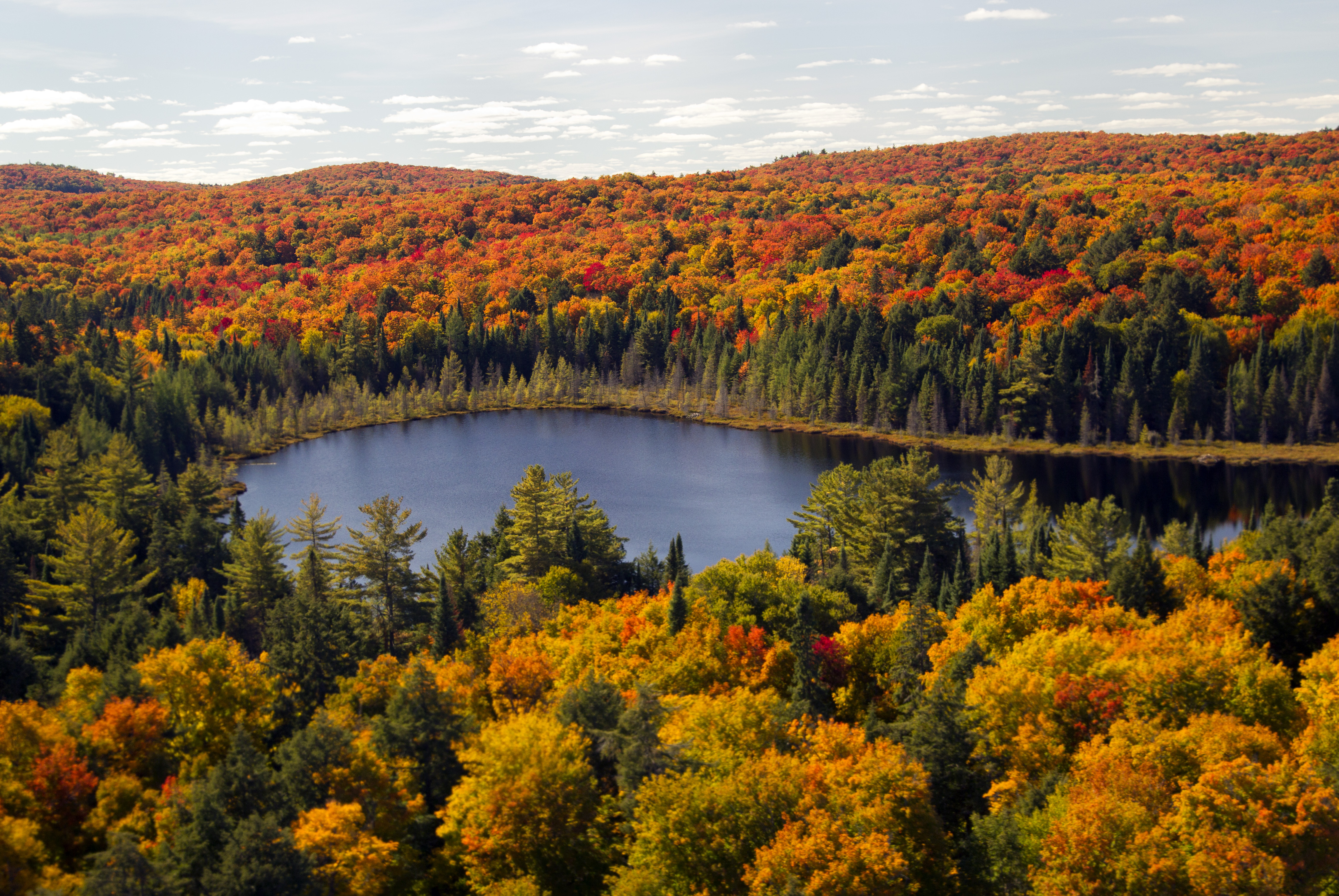 Best Places To Travel In United States In October
