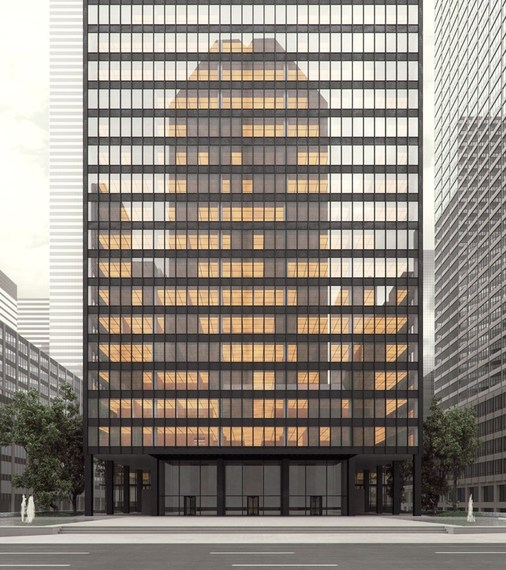 Mies Van Der Rohe.The Future Of Office Buildings After Mies Van Der Rohe Huffpost