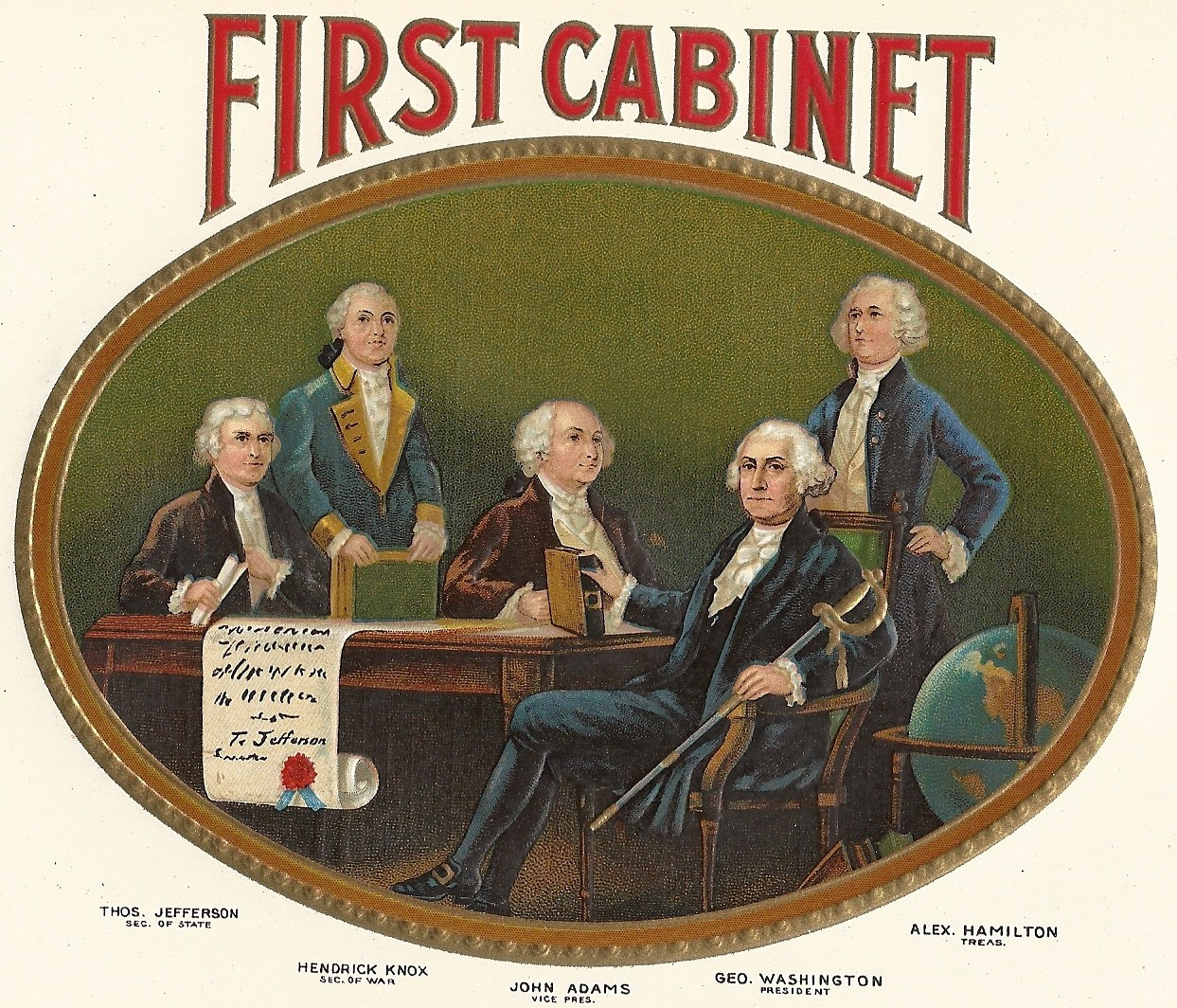 Us Cabinet Secretaries The Disappearing Cabinet More Than A Parlor Game Huffpost