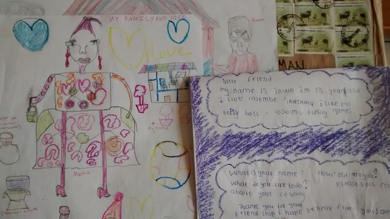 How a Class Pen Pal Project Connected Two Continents | HuffPost