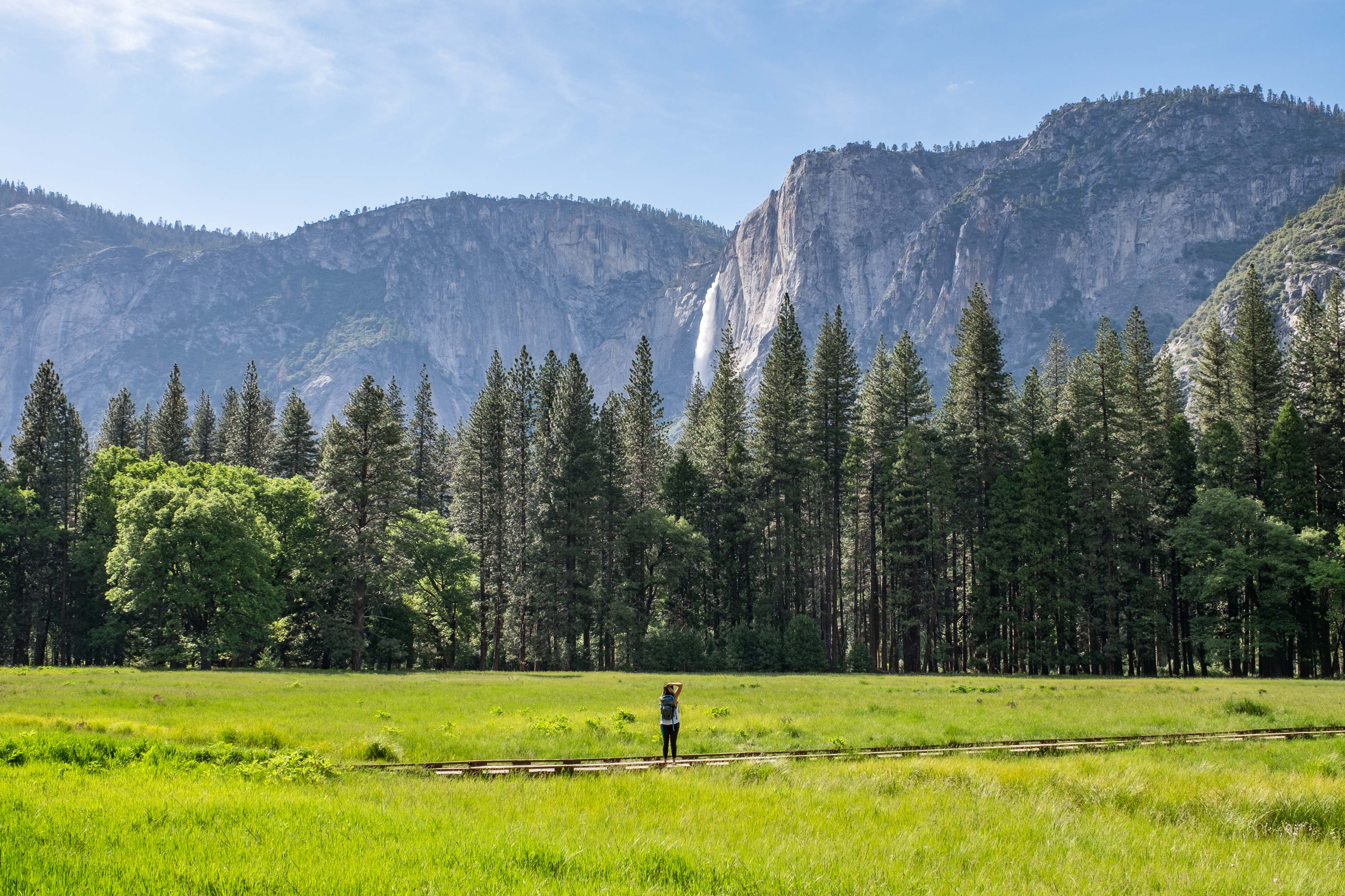 yosemite national park dating site Yosemite falls, merced river (credit: chris hepburn/istock) 4 at first, the national park did not include the yosemite valley and its iconic landmarks.