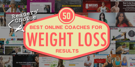 e113b3719f9 Readers  Choice  The Top 50 Weight-Loss Coaches Who Get Results ...