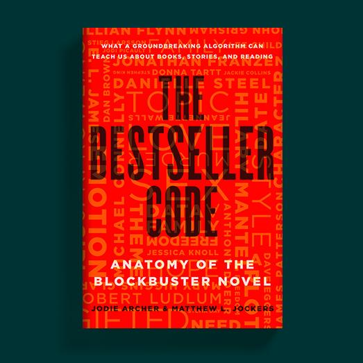 Bestseller Code Cover