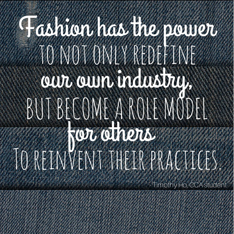 Quote About The Fashion Industry Pollution