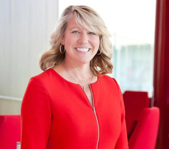 Women In Business Q&A: Julie Hamilton, Global Chief Customer and Commercial Leadership Officer & Senior Vice President, The Coca-Cola Company