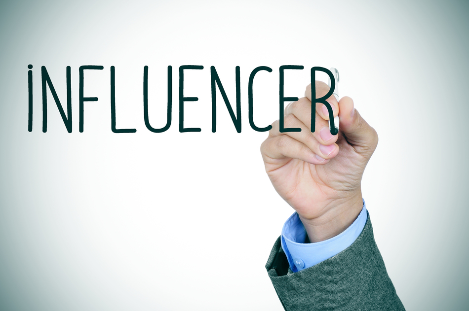 Image result for Images for the word Influencer marketing