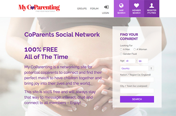 My CoParenting Website