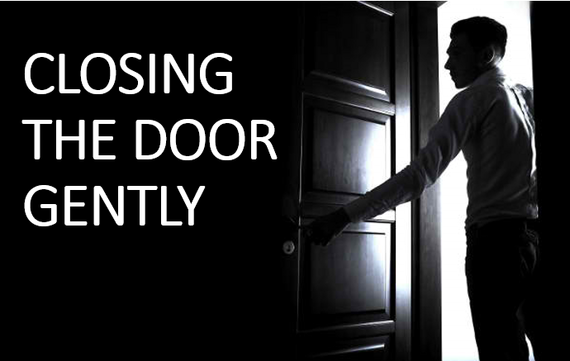& Closing The Door Gently - Lessons In Closing A Charity