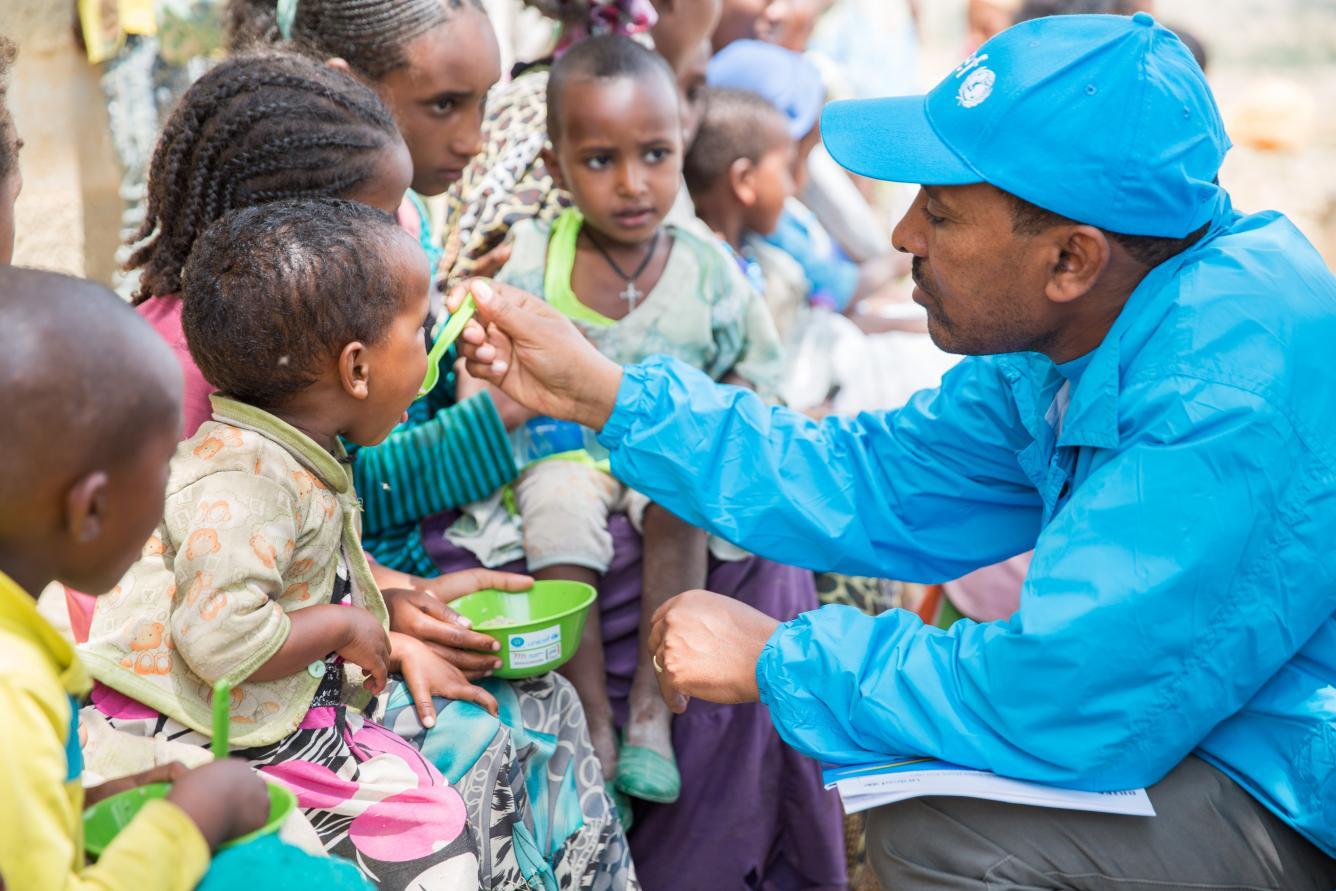 Unicef World Food Day
