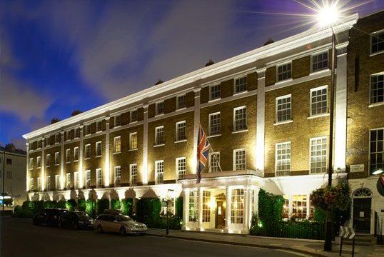 Durrants Hotel George Street London