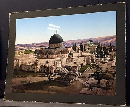 2016-10-10-1476108914-3033923-AntiquephotoofJerusalemsDomeoftheRockAbuFadil.jpg