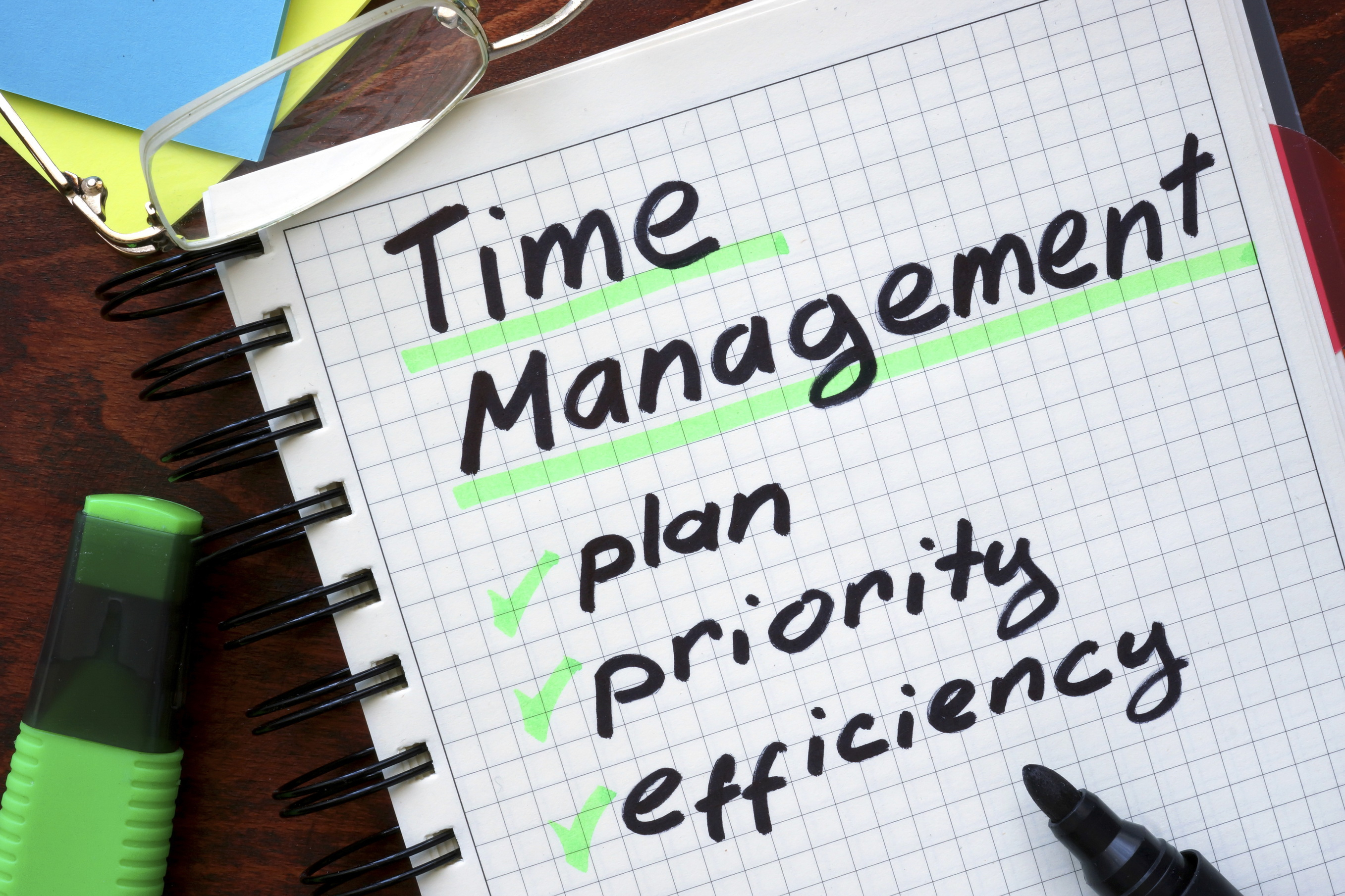 Time Management Tips for New College Students