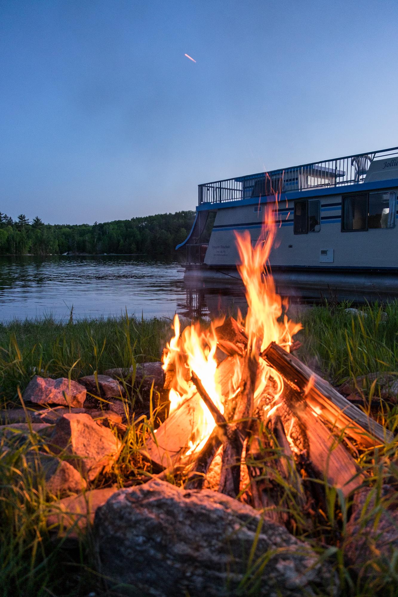 Exploring Minnesota S Voyageurs National Park On A