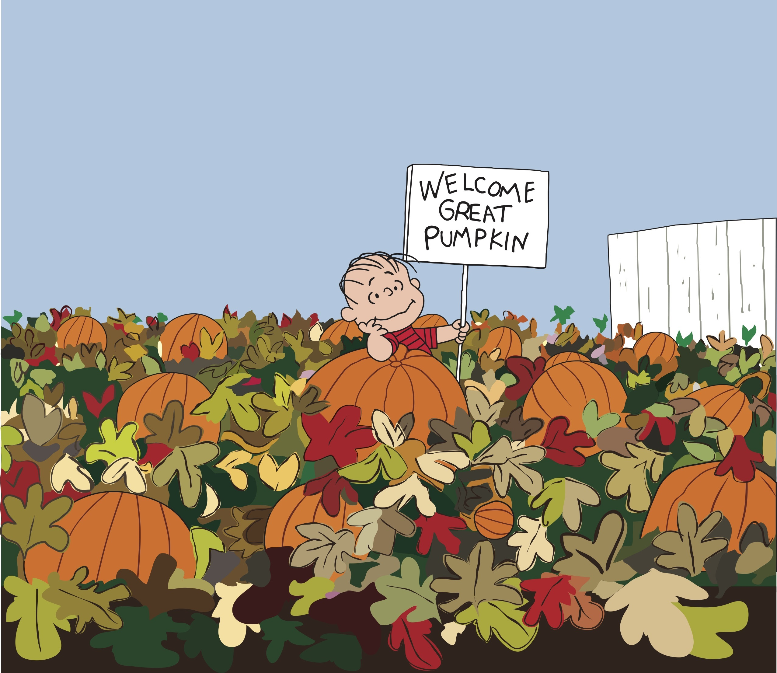It's The 50th Anniversary Of The Great Pumpkin, Charlie Brown ...