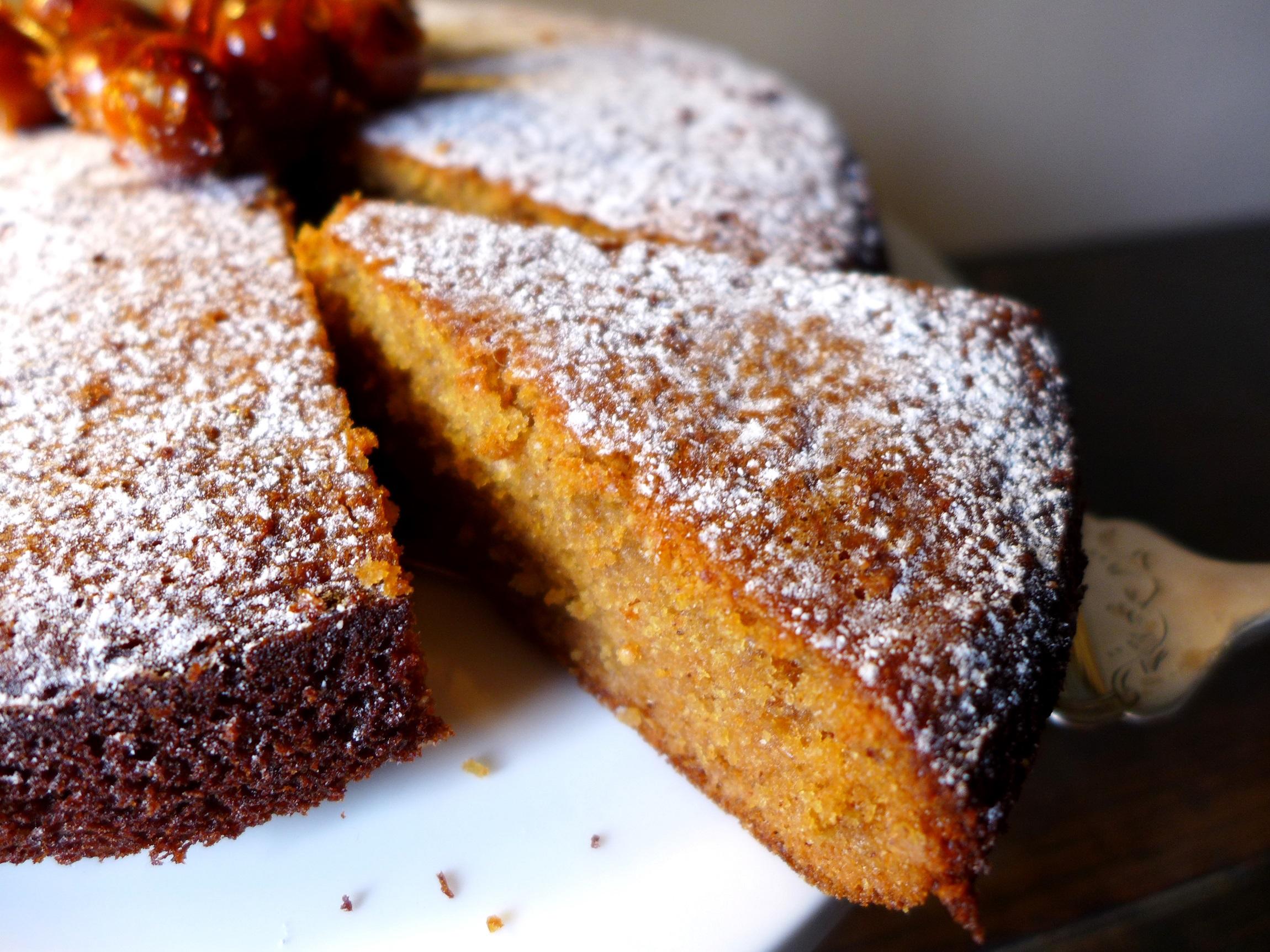 Hazelnut Cake Recipes Uk: Honey And Hazelnut Cake