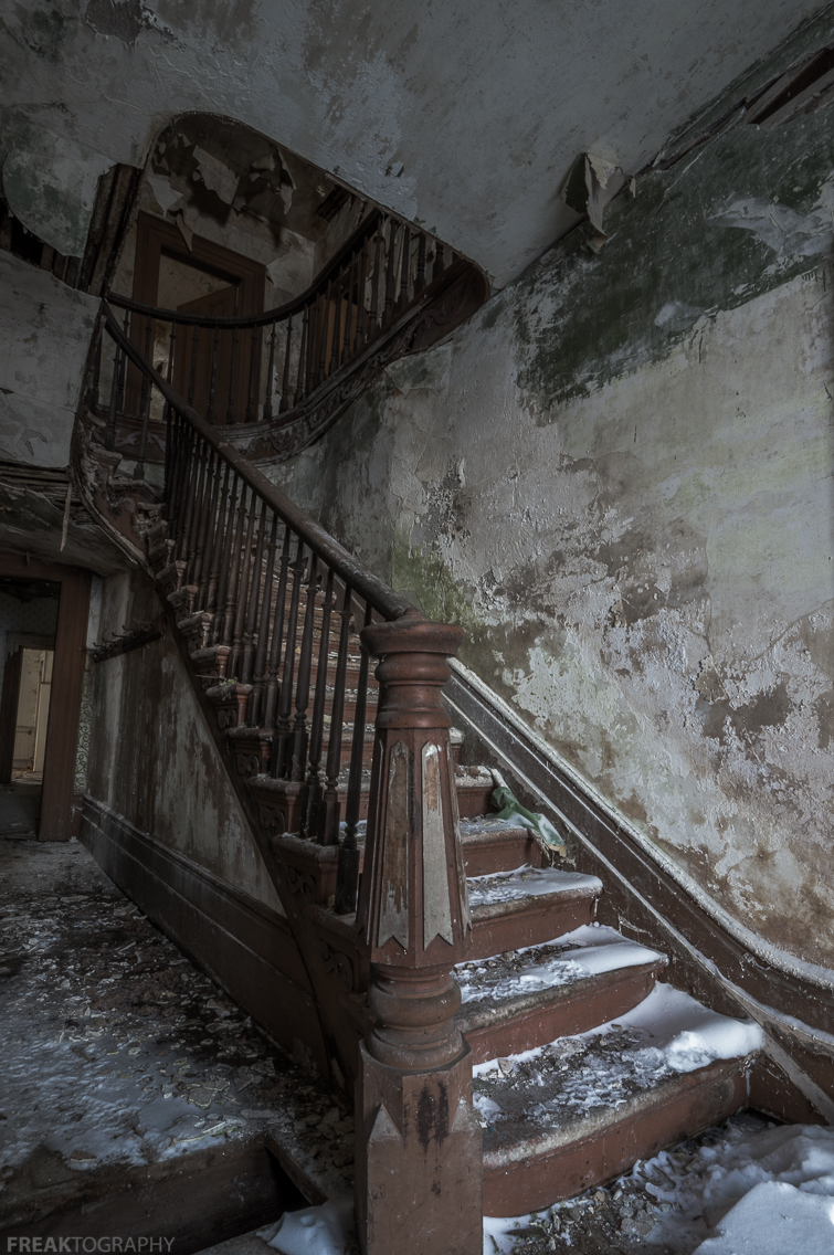 Did I Capture A Ghost On Camera In This Abandoned House?