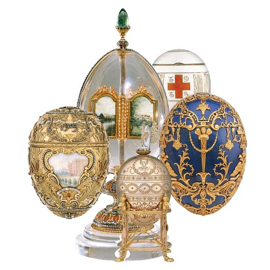 Faberg and russian decorative arts huffpost - Russian easter eggs history ...