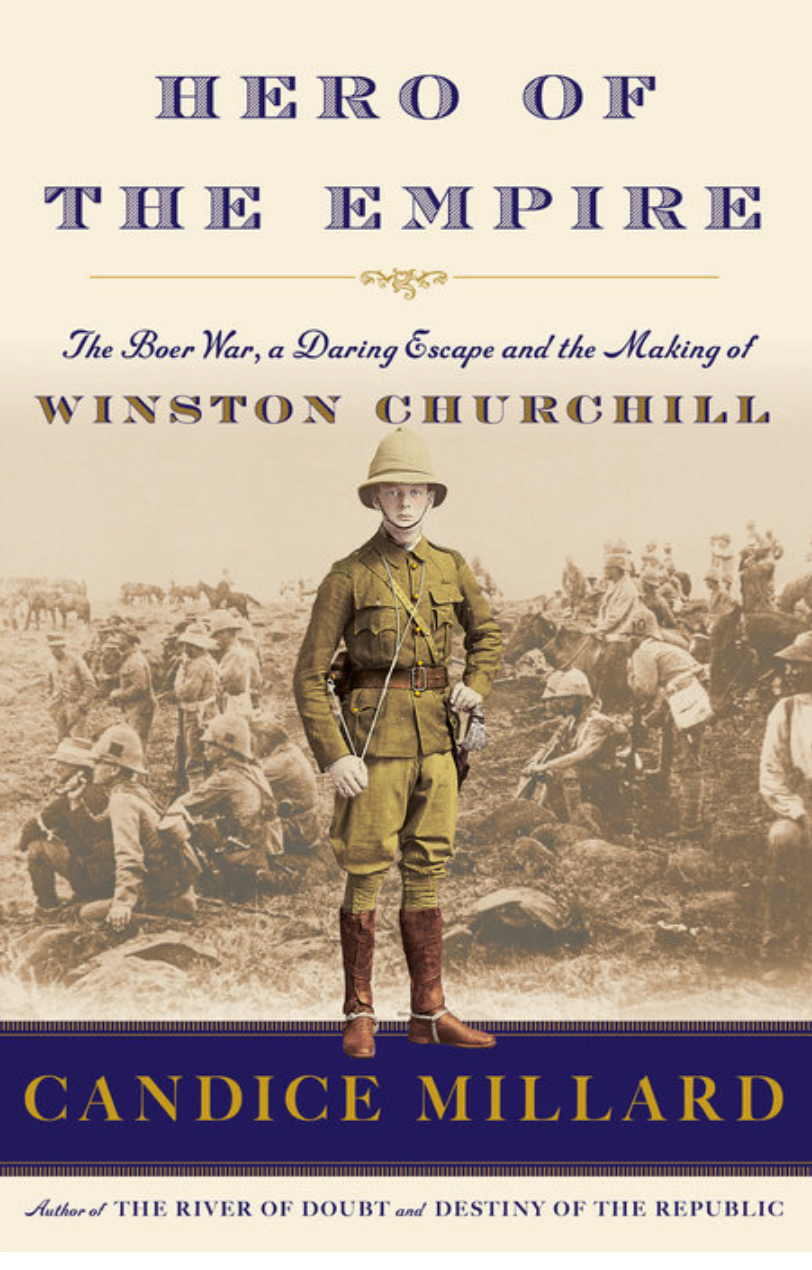 Her action packed book about young churchill the huffington post