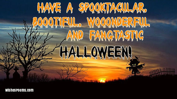 32 Spooky, Cute And Funny Halloween Sayings And Wishes  HuffPost