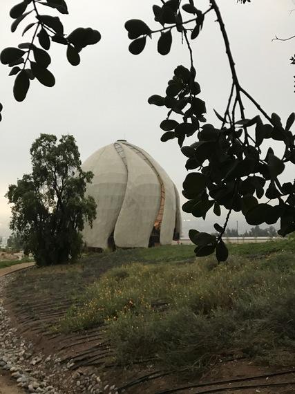The Transcendent Bahá'í Temple in Santiago is Unveiled