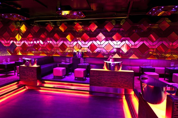 The UK's Most Glamorous Bars and Night Clubs