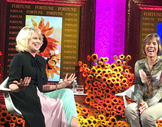 My top 10 takeaways from Fortune's Most Powerful Women Summit