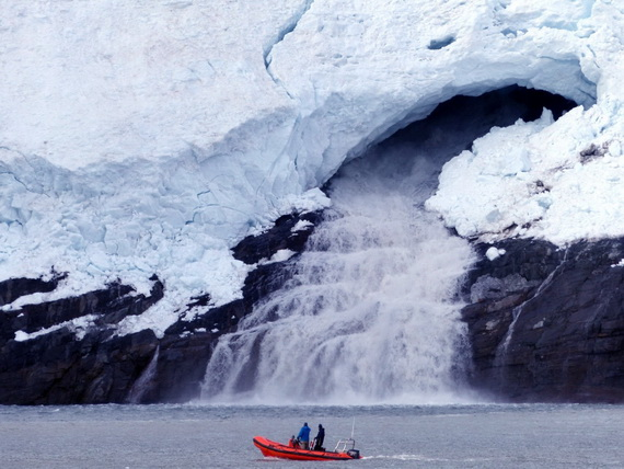 Greenland's ice sheets are disappearing faster than predicted - here's why you should care